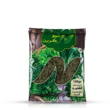 سبزی خشک گیشنیز نیوگرین